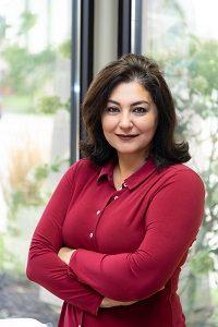 Dr. Marjan Moaveni